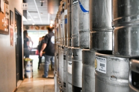 Taplands surplus kegs