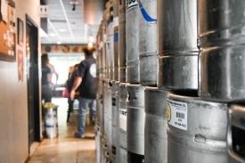 Taplands surplus kegs