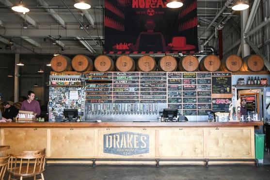 Drake's San Leandro taproom