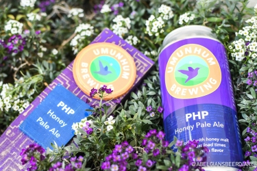 PHP Honey Pale Ale - the flagship brew