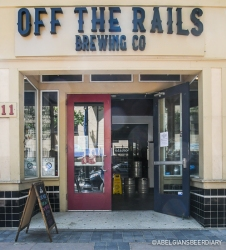 Off the Rails on Murphy Ave in Sunnyvale, CA