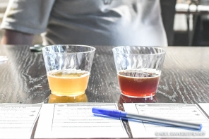 Members-only event: monthly beer tasting where you get to critique the beer that hasn't beer released yet