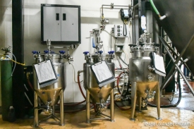 The small system for Patrick's experiments and small batches