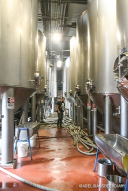 North Coast Brewing Co. fermenters