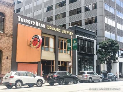 ThirstyBear Organic Brewery