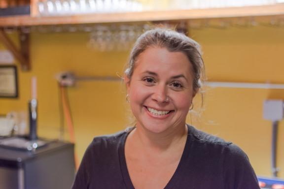Craft Kitchen & Brewery Owner Courtney Stevens -photo courtesy of Craft Kitchen & Brewery