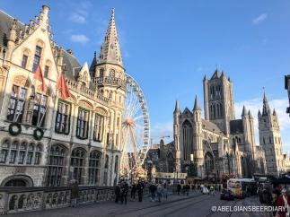Ghent (Gent in Flemish)