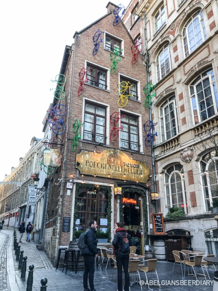 Poechenellekelder - Brussels