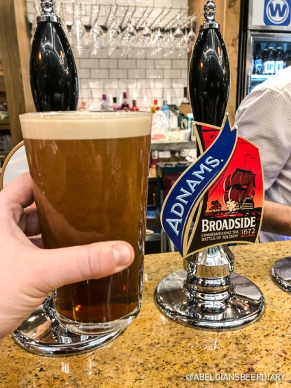 Broadside English Bitter - Adnams