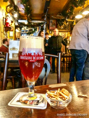 Winter Mess - Brasserie de la Senne