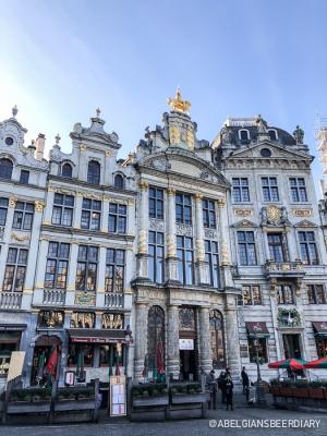 Grand Place, La Maison des Brasseurs - Brussels