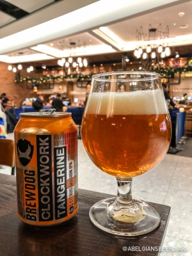 Clockwork Tangerine Session IPA - Brewdog
