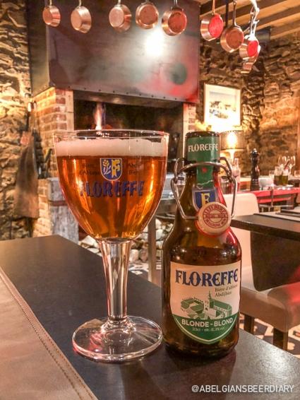 Floreffe Blonde - Brasserie Lefebvre