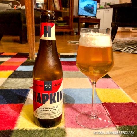 Hapkin - Brouwerij Alken-Maes