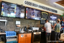 Deschutes Brewery: the taproom