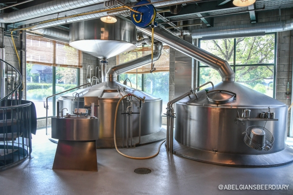 Deschutes Brewery: test batch facility