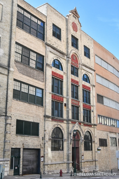 The original brewhouse