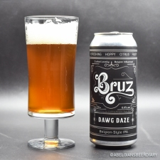 Bruz Beers' Dawg Daze Belgian-style IPA