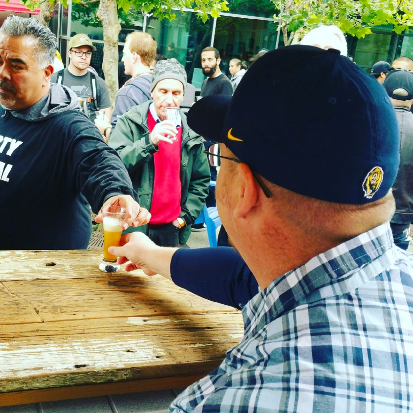 Home brew festival -photo courtesy of Jared Gill