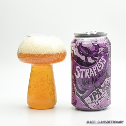 Bootstrap Brewing's Strapless Non-Alcoholic IPA with Electrolytes